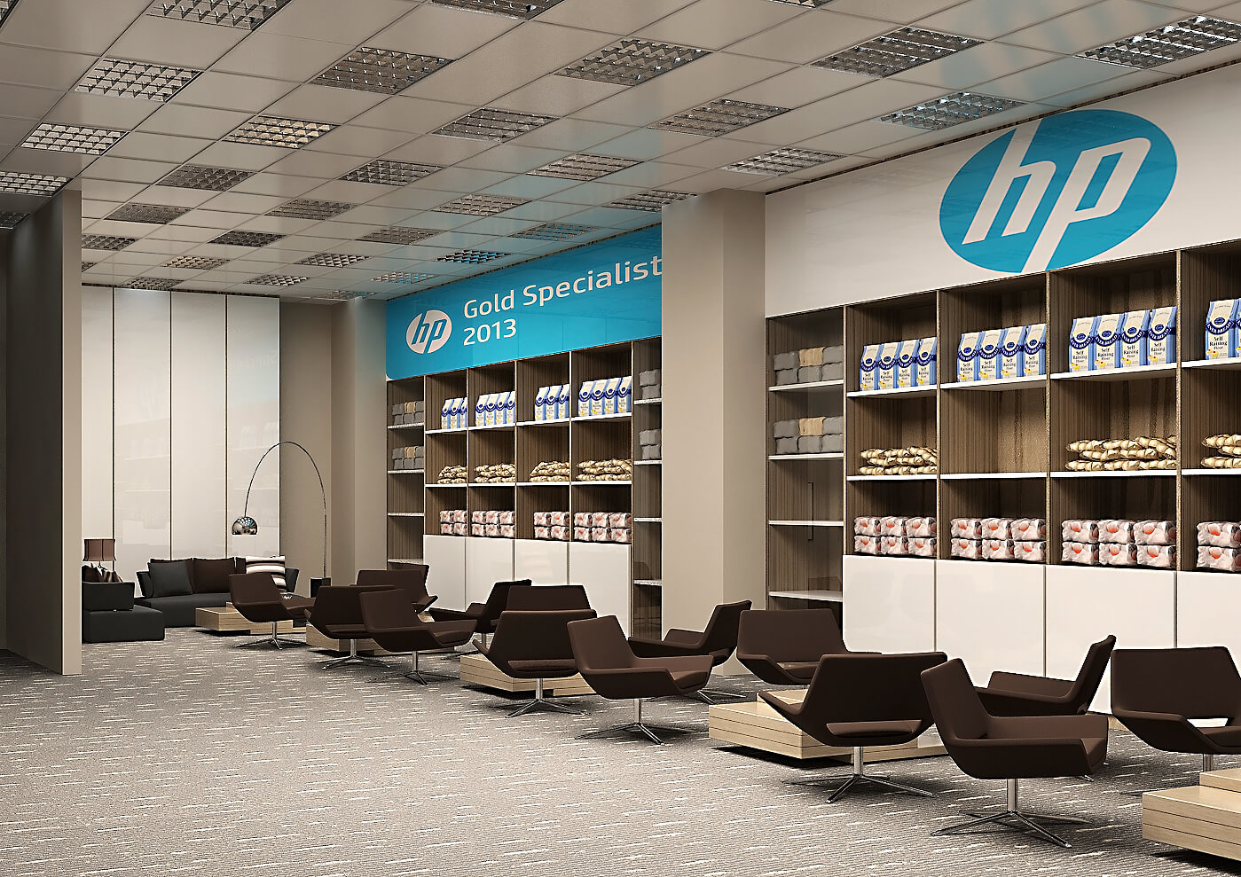 HP Showroom